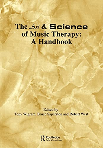 9783718656356: Art & Science of Music Therapy: A Handbook