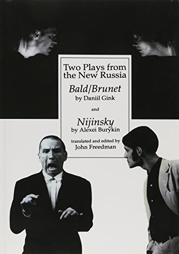Two Plays from the New Russia (Russian: Gink, Daniil, Freedman,