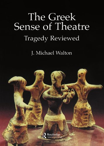 9783718658527: The Greek Sense of Theatre (Greek & Roman Theatre Archive)