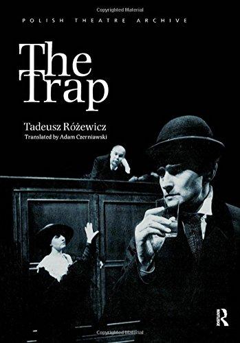9783718658558: Trap (Polish Theatre Archive)