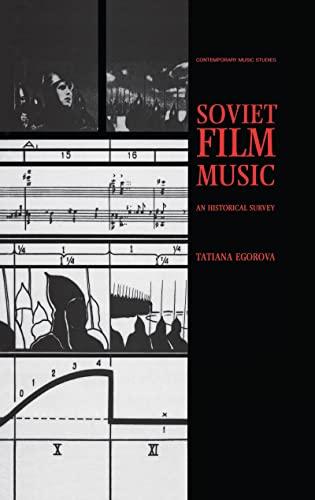 9783718659104: Soviet Film Music
