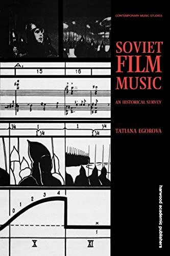 9783718659111: Soviet Film Music