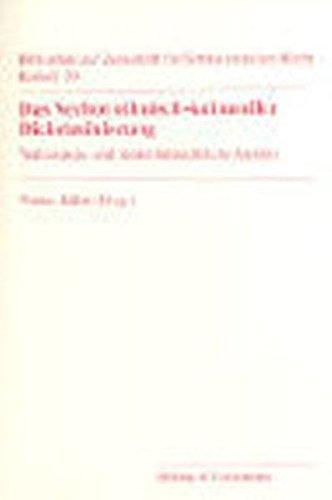 Das Verbot ethnisch-kultureller Diskriminierung: Walter u. a. K�lin