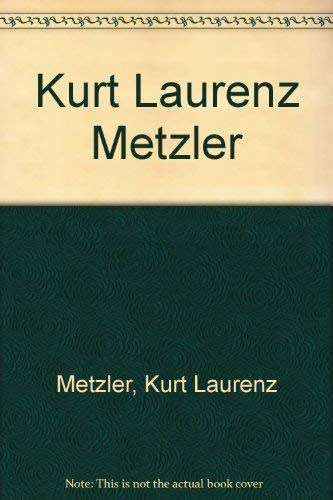 k.L. Metzler - Indermaur Kurt Laurenz Metzler - Skulpturen / Robert Indemaur -Bilder