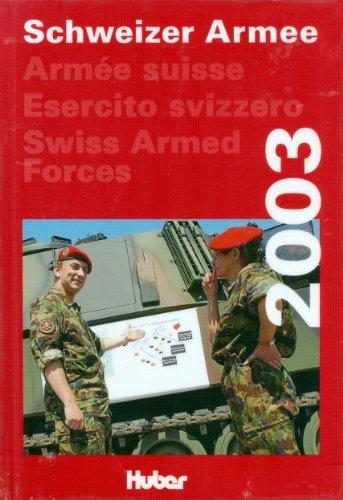 9783719312831: Schweizer Armee 2003