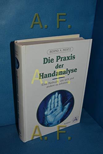 9783720515634: Die Praxis der Handanalyse