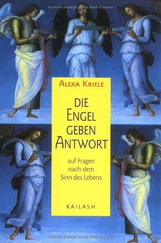 9783720523509: Die Engel geben Antwort: ...auf Fragen nach dem Sinn des Lebens