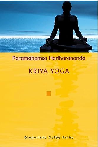 9783720525565: Kriya Yoga