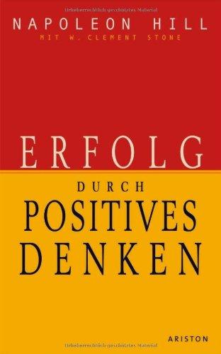 9783720525718: Erfolg durch positives Denken