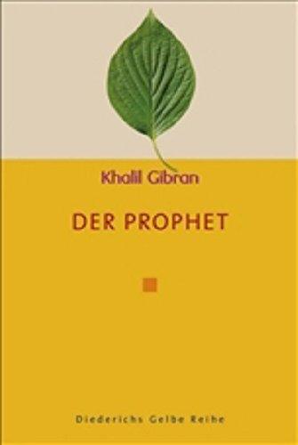 9783720526401: Der Prophet