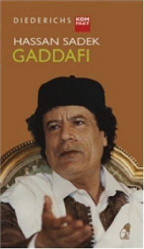 9783720526456: Gaddafi
