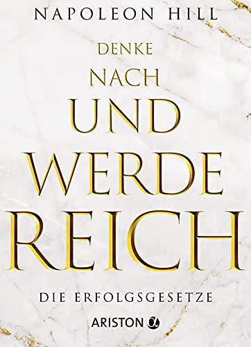 Denke nach und werde reich (9783720526647) by Napoleon Hill