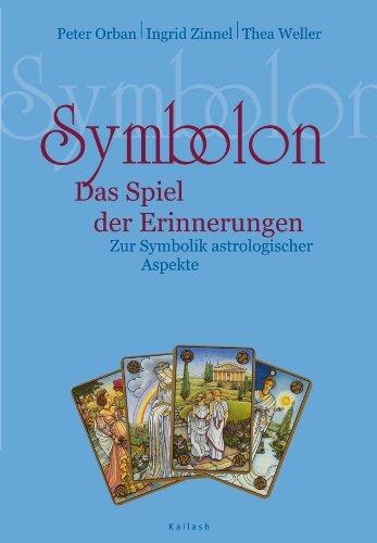 9783720527446: Symbolon.Das Spiel der Erinnerung.Mit Karten: Zur Symbolik astrologischer Aspekte