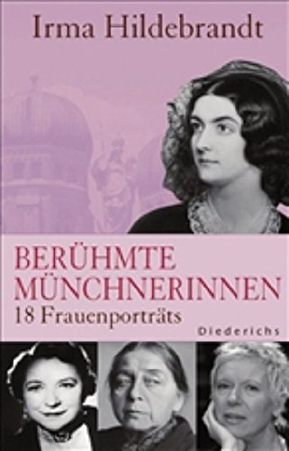 9783720530170: Berühmte Münchnerinnen