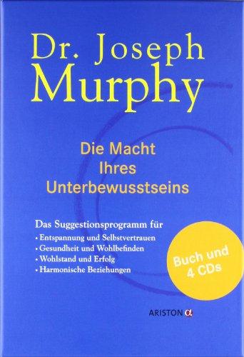 9783720540445: Die Macht Ihres Unterbewußtseins/4 CDs: Das Suggestionsprogramm