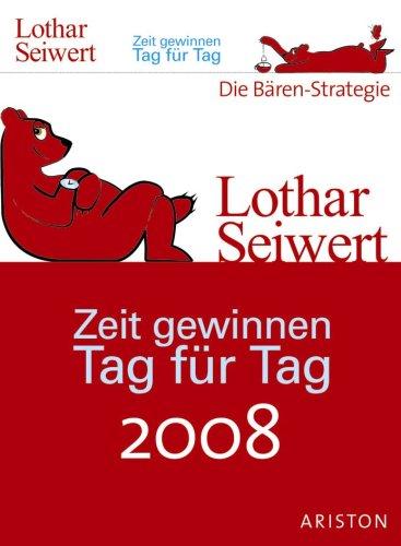 9783720580038: Zeit gewinnen Tag für Tag 2008 (Livre en allemand)