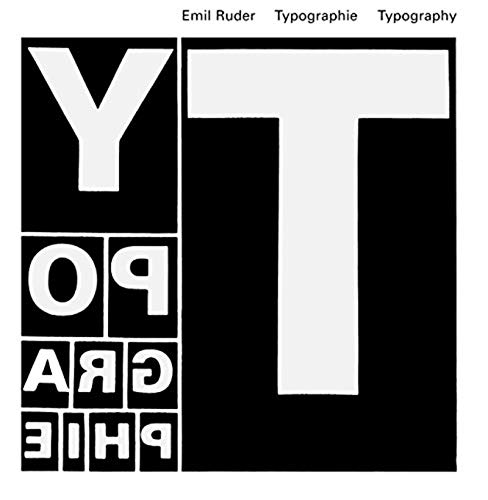 9783721200430: Typograpie: A Manual of Design