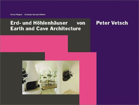9783721202823: Earth and Cave Architecture
