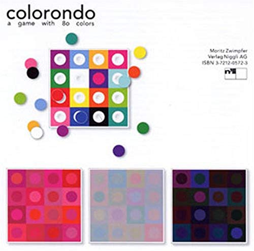 9783721205725: Colorondo: A Game with 80 Colors