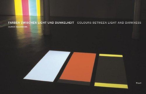 9783721205770: Colours Between Light And Darkness