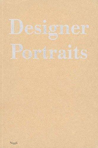 9783721206449: Designer Portraits (English and German Edition)
