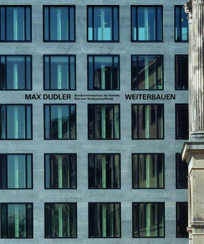 Max Dudler - Bundesministerium für Verkehr, Bau-: Max Dudler