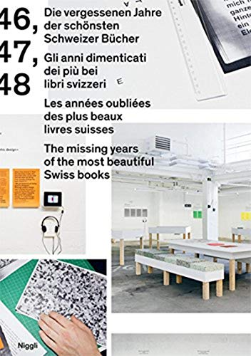 9783721208627: The Missing Years of the Most Beautiful Swiss Books: 1946, 1947, 1948