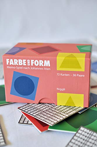 Color and Form - Farbe und Form: Isler und Bader