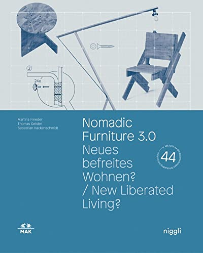 9783721209358: Nomadic Furniture 3.0.: New Liberated Living (Mak Studies)