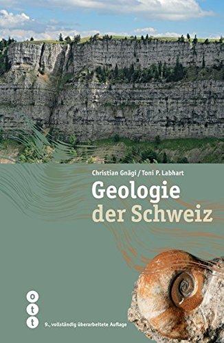 9783722501420: Geologie der Schweiz