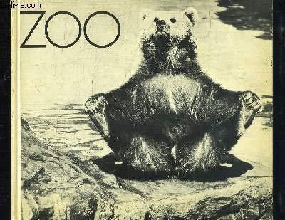 9783723001820: Zoo. Tierverhalten im Zoologischen Garten Basel.