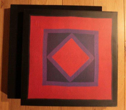 Quilts, Die Kunst Der Amischen: Hughes Robert, Essay, Julie Silber, Kommentar