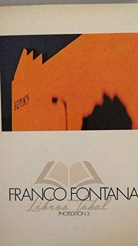 Franco Fontana: Photoedition 3: Fontana, Franco; D.