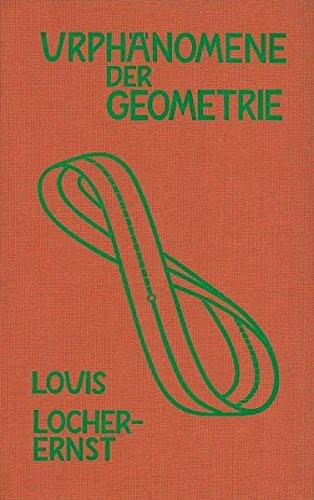 9783723502334: Urphänomene der Geometrie