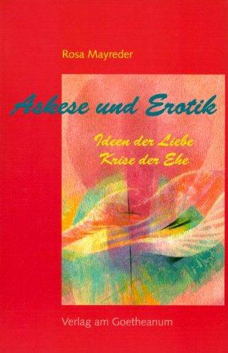 Askese und Erotik. Essays. - Popovic Tatjana, Mayreder Rosa