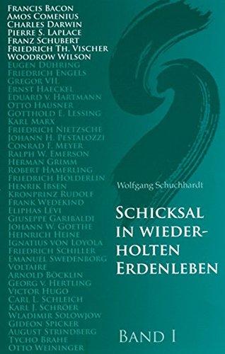9783723513118: Schicksal in wiederholten Erdenleben 5Bde: Biographien zu den Karmavorträgen Rudolf Steiners