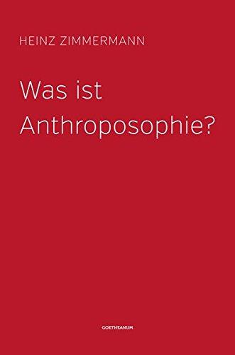 9783723514368: Was ist Anthroposophie?
