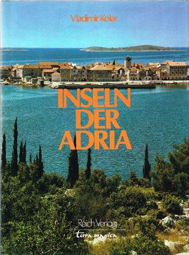 9783724301578: Inseln der Adria