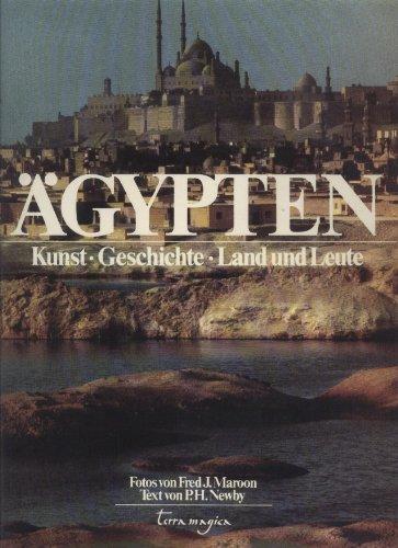 9783724301677: Ägypten. Kunst, Geschichte, Land und Leute