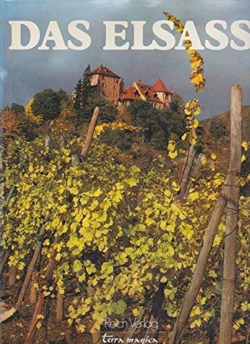 9783724302025: Das Elsass (Terra magica) (German Edition)