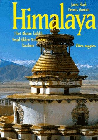 9783724303176: Himalaya. Tibet, Bhutan, Ladakh, Nepal, Sikkim, Nordindien, Kaschmir.