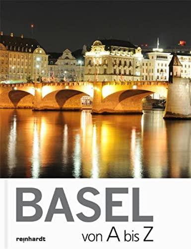 9783724517801: Basel von A bis Z