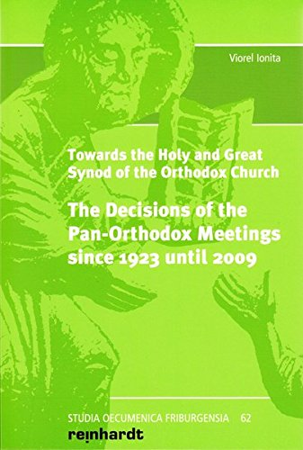9783724519584: The Decisions of the Pan-Orthodox Meetings since 1923 until 2009