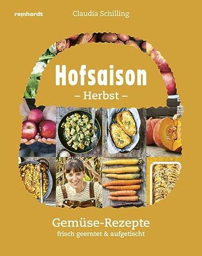 Hofsaison Herbst Cover