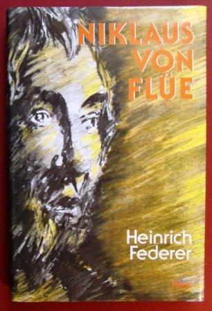 9783725204717: Nikolaus von fl�e