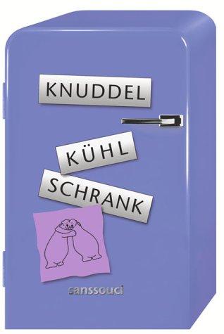 9783725412891: Knuddelkühlschrank, 265 Kühlschrankmagnete