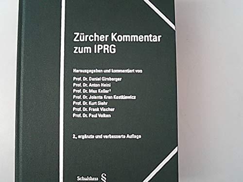 9783725539567: Kommentar zum Schweizerischen Zivilrecht. Ehemals Kommentar zum Schweizerisch...