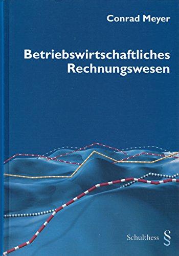 Betriebswirtschaftliches Rechnungswesen: Einführung in Wesen, Technik und Bedeutung des ...