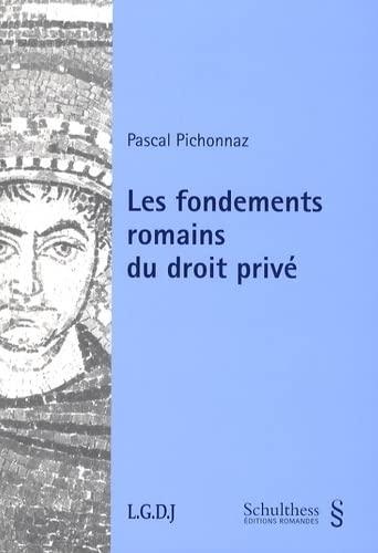fondements romains du droit privé