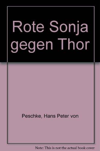 9783726004323: Rote Sonja gegen Thor